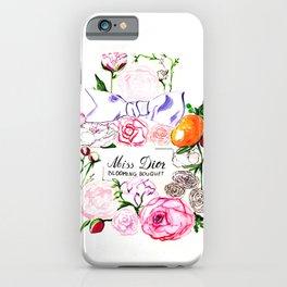 MissDior Perfume iPhone Case