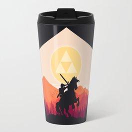 The Advanture Of Link Travel Mug