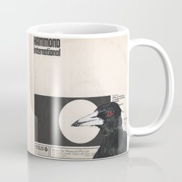 His Master's Voice - Magpie Coffee Mug