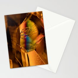 Opalescent Bubbles Stationery Cards