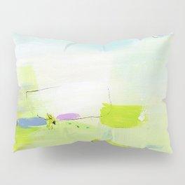 The Green Villa Pillow Sham