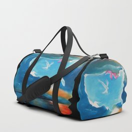VISION OF A NATION Duffle Bag