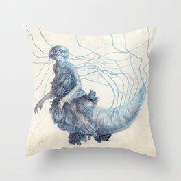 Sirena Medusa Clara Throw Pillow