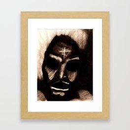 """Johann Blumhardt""  Framed Art Print"