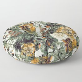 RPE FLORAL Floor Pillow