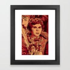 Scott Pilgrim VS the World Framed Art Print