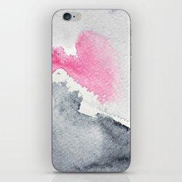 Diffusion    watercolor iPhone Skin