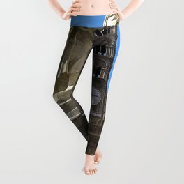 Cathedral of PALERMO Leggings