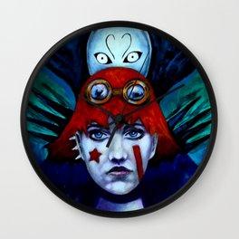 Molly and Spirit Wall Clock