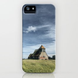 Stillness of Time iPhone Case