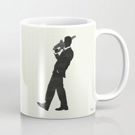 A Psycho Coffee Mug