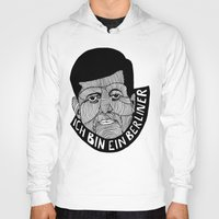 jfk Hoodies featuring JFK by The Ceza