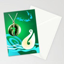 Go Fishing - Hi Ika Stationery Cards