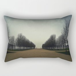 Bare trees Rectangular Pillow