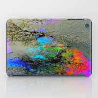 2pac iPad Cases featuring Urban Rainbow by a.rose