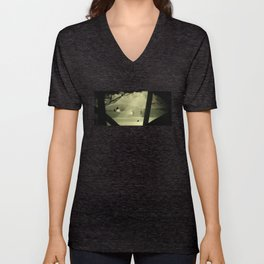 The Search Unisex V-Neck