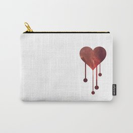 Heart dripping in the stars. Carry-All Pouch