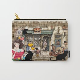 Chemist shop in Old Amsterdam Carry-All Pouch