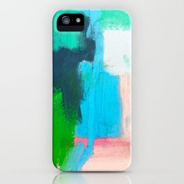 Pacific Ocean, No. 1 iPhone Case