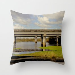 Manchac Throw Pillow