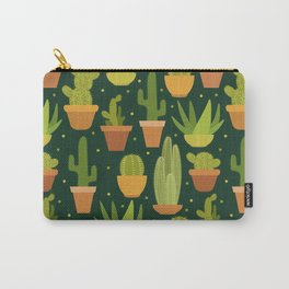 Cactuses Carry-All Pouch