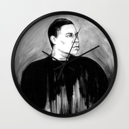 DARK COMEDIANS: Tracy Morgan Wall Clock