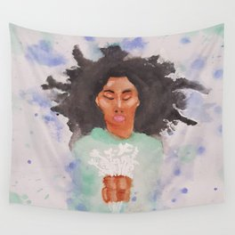 Rue burial Wall Tapestry