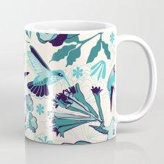 Hummingbird summerdance, Blue Mug