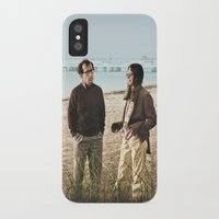 annie hall iPhone & iPod Cases featuring ANNIE HALL by VAGABOND