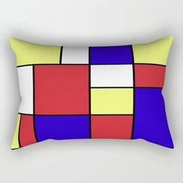 Abstract #406 Rectangular Pillow