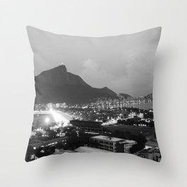 Corcovado Throw Pillow