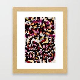 Pattern № 33 Framed Art Print