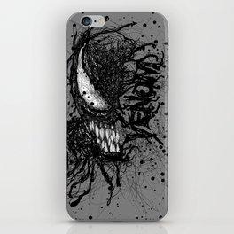 Venomistic Scribble iPhone Skin