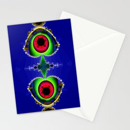 Fractal Design - Watching You Stationery Cards
