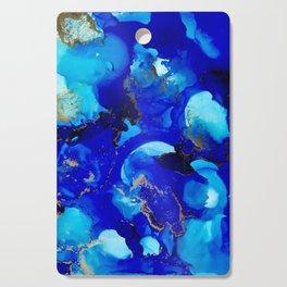Deep Blue Cutting Board