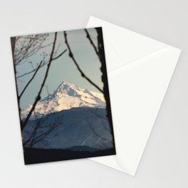 Mountain Window - 94/365  Nature Photography Stationery Cards