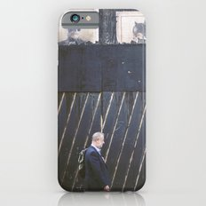 Black Wall iPhone 6s Slim Case