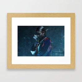 Ciara - DUI Framed Art Print
