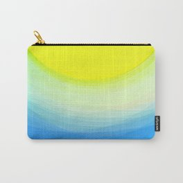 SUNNY DAY - Abstract Graphic Iphone Case Carry-All Pouch