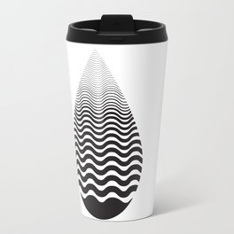 Water Drop Travel Mug