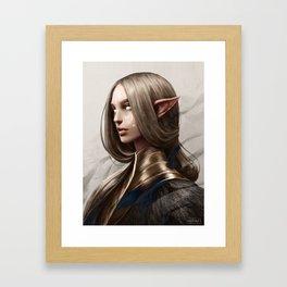 Oracle Framed Art Print
