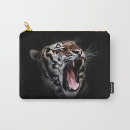 Ferocious Tiger Carry-All Pouch