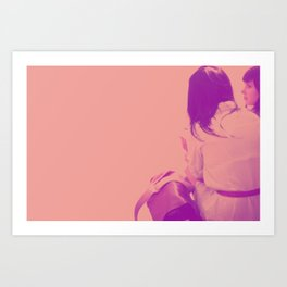 Friends No. 1 Art Print