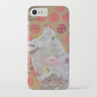pig iPhone & iPod Cases featuring pig by ferzan aktas