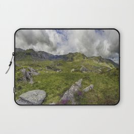 Glyderau Mountain Range Laptop Sleeve