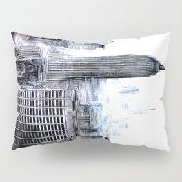 Manhattan Art Pillow Sham