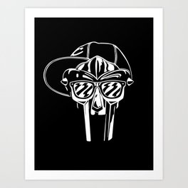 Chillin Villain Art Print