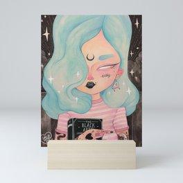 Sorcery Class Mini Art Print