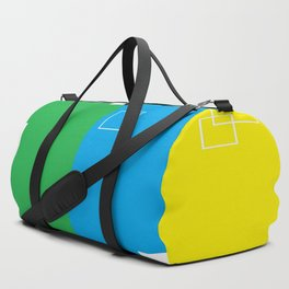 Simple Color Duffle Bag