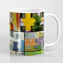 Tirana Collage Coffee Mug